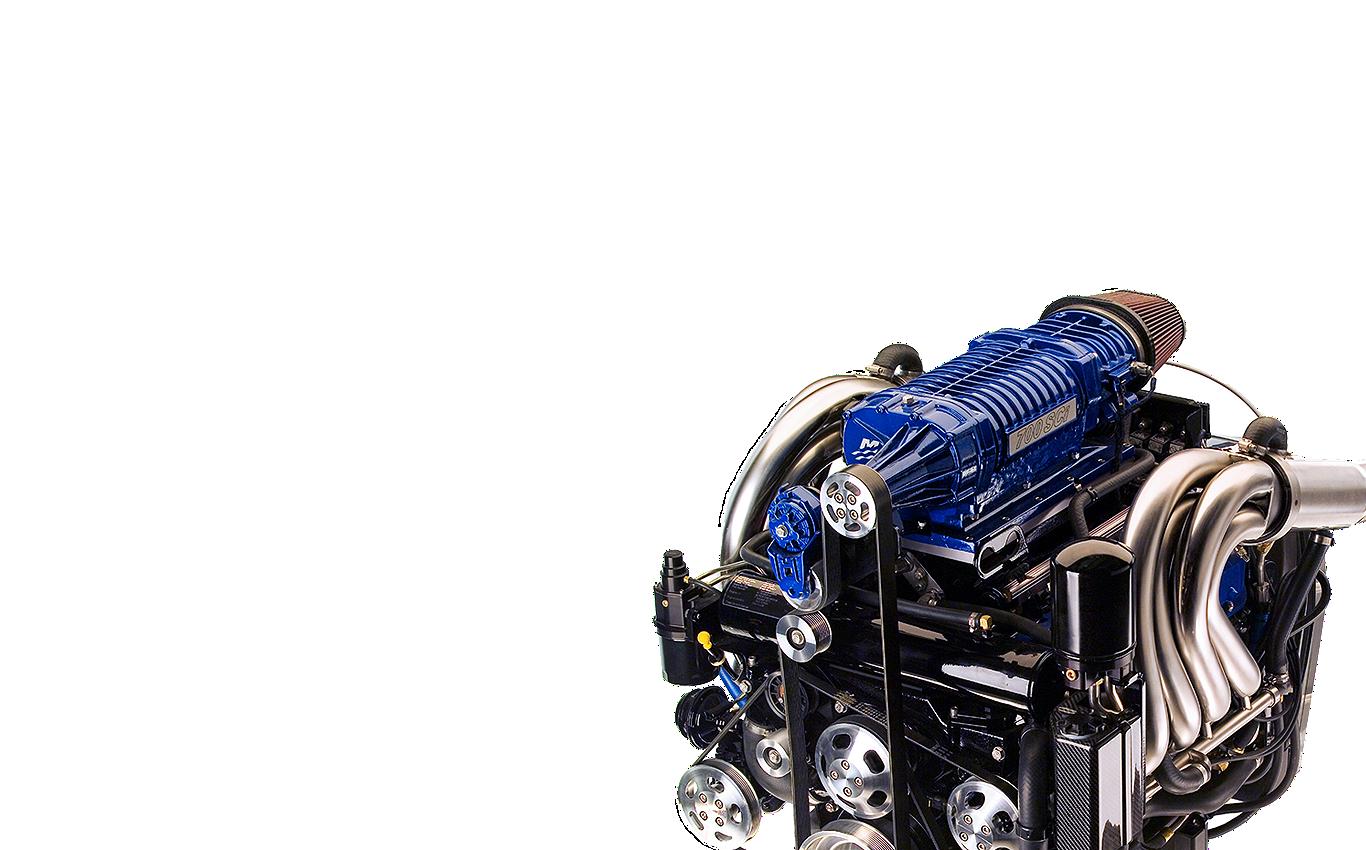 Mercury Racing 700SCi Sterndrive