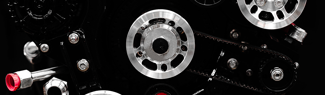 Mercury Racing outboard motor engine belt gears