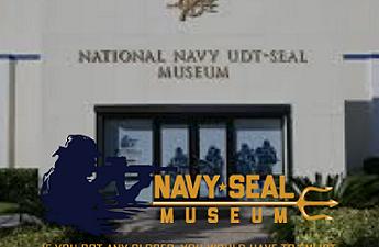 Navy UDT SEAL Museum