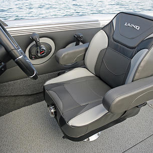 Optional-Suspension-Seat-Grey