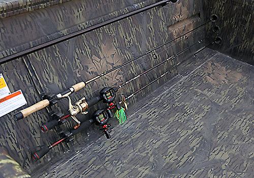 Predator Port Rod Storage
