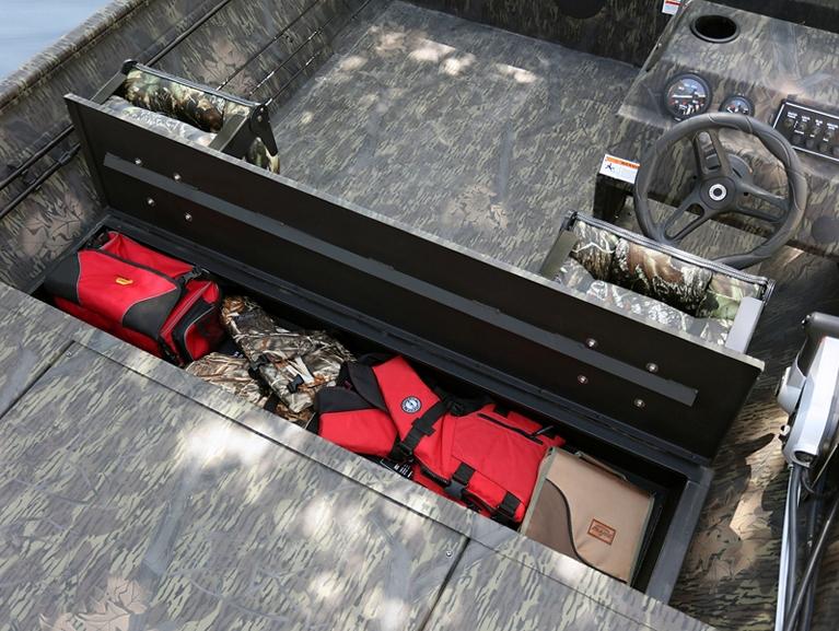 Predator SS Under Seat Storage