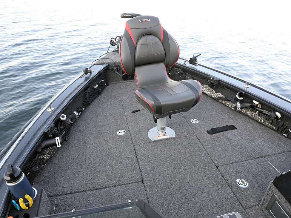 Pro-V Limited Bow Deck with Seat