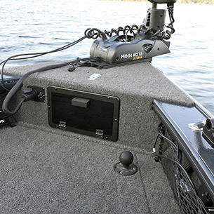 Pro-V Limited Bow Storage Compartment