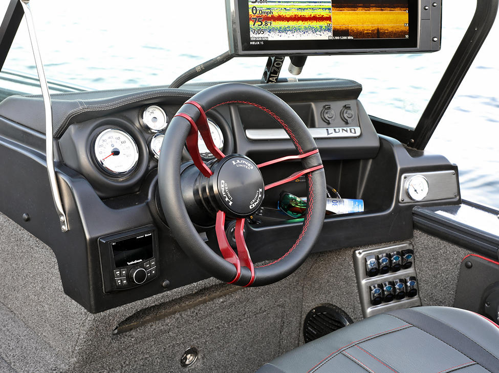 Pro-V Limited Command Console