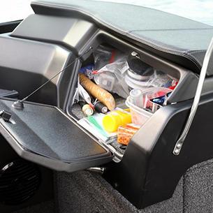 Pro-V Limited Port Console Glovebox Storage Compartment