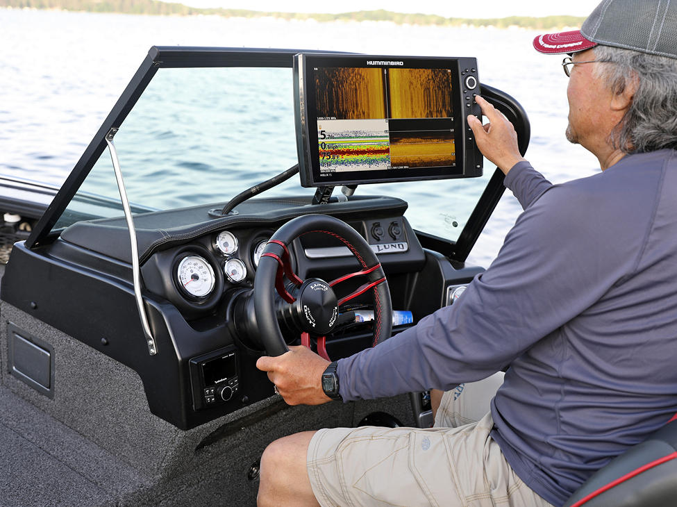 Pro-V Limited Starboard Console