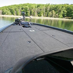 Pro-V Bass Bow Deck Butt Seat