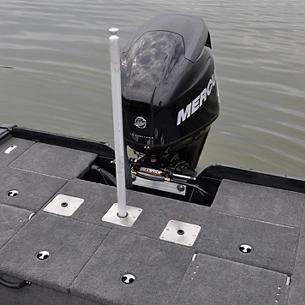 Pro-V Bass Optional Ski Pylon