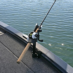 Pro-V Bass SportTrak Rod Holder