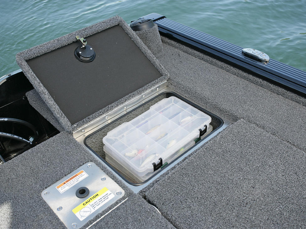Pro-V Bass XS Aft Storage Compartment