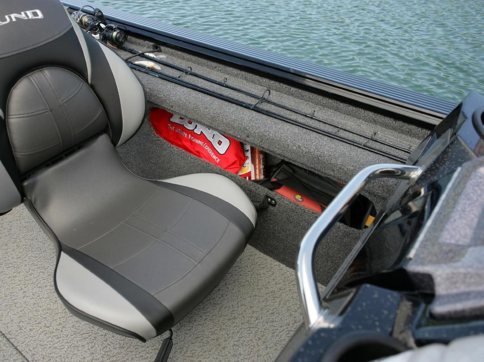 Pro-V Bass XS Port Cockpit Storage