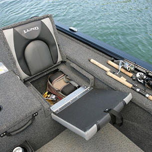 Pro-V Bass XS Port Under Jump Seat Storage Compartment