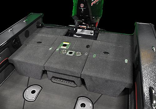 Pro-V Limited Optional Multi-Part Aft Flip Seat - Both Down