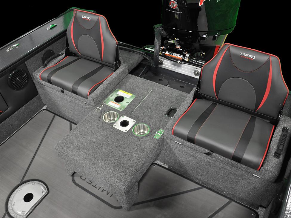 Pro-V-Limited-Optional-Multi-Part-Aft-Flip-Seat - Both-Up