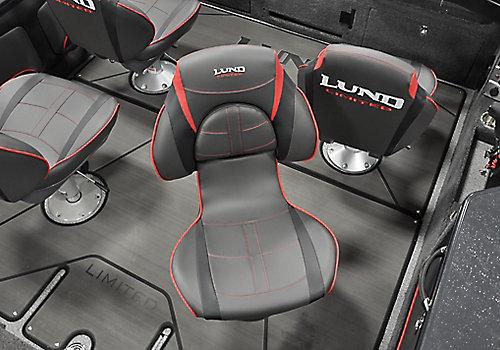 Pro-V Limited Pro Ride Seats