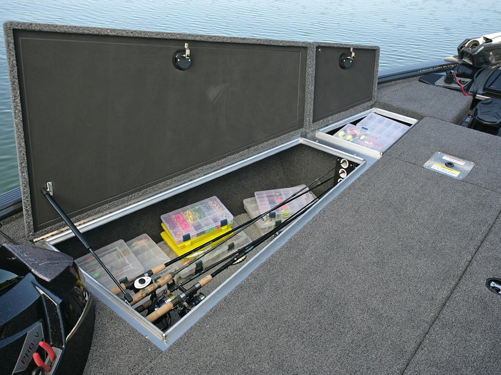 Pro-V-Musky-Bow-Deck-Port-Storage-Compartments-with-Optional-Rod-Storage