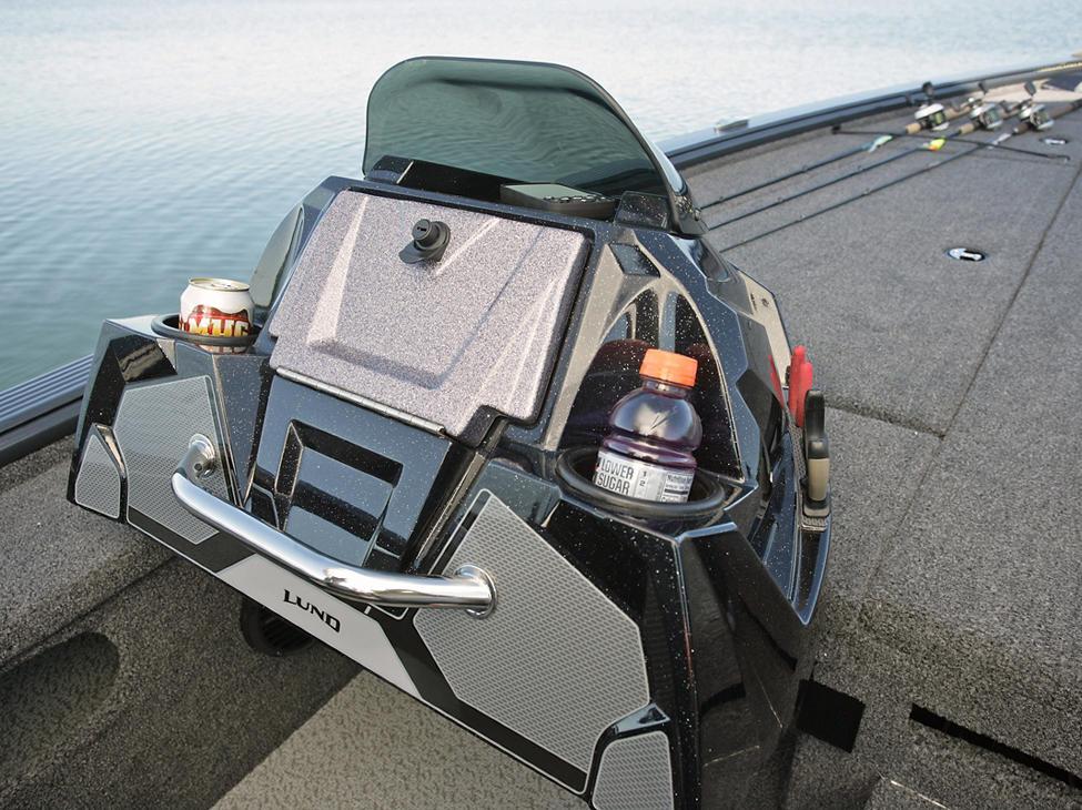 Pro-V-Musky-Optional-Port-Console