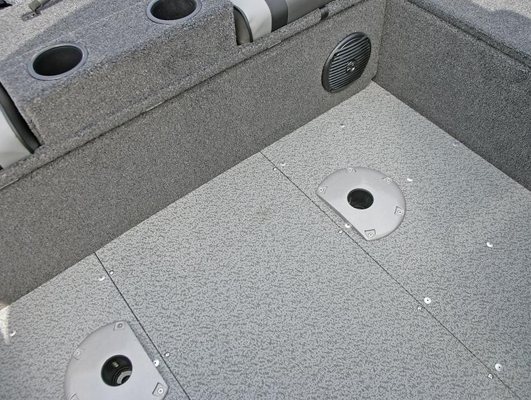 Rebel XL Sport-SS Cockpit Seat Bases