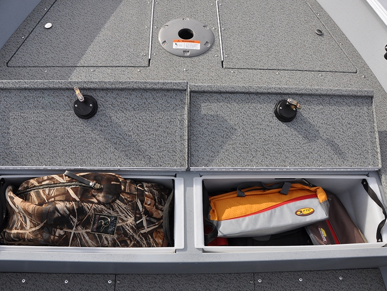 Outfitter Removable Bow Storage Bins