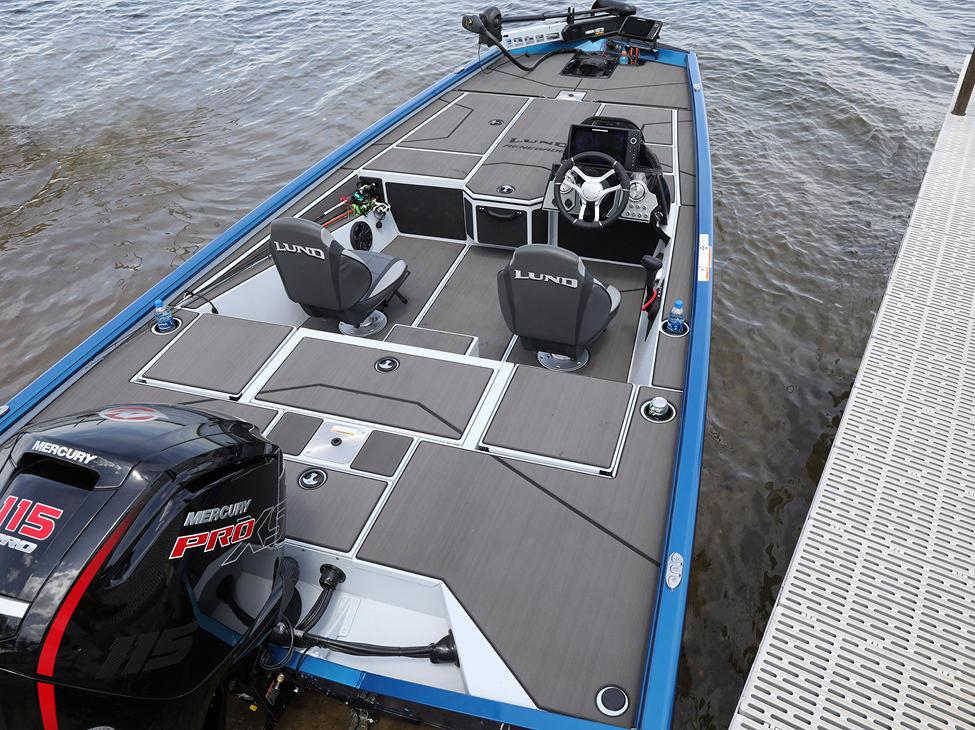 Renegade Optional Stick-On Marine Mat