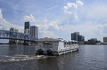 St. Johns River Taxi & Tours