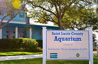 St. Lucie County Aquarium
