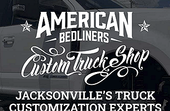 American Bedliners Custom Truck Shop