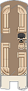 Solstice CW 250 Floorplan