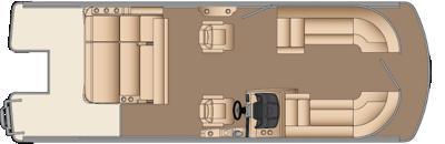 Solstice SLDH 230 Floorplan