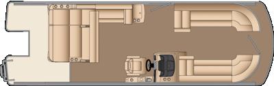 Solstice SLEC 250 Floorplan