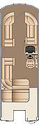 Solstice SL 230 Floorplan