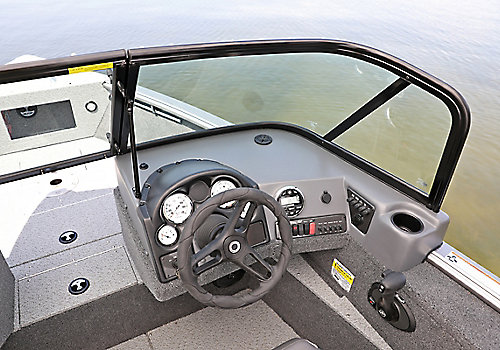 Sport Angler Starboard Console