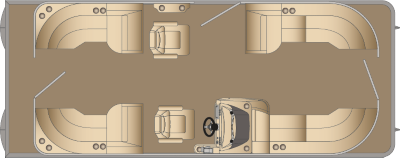 Sunliner CWDH 230 Floorplan