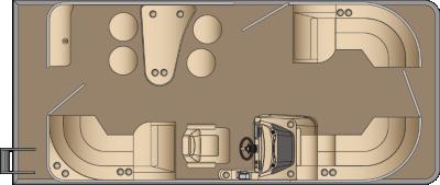 Sunliner CWEB 210 Floorplan