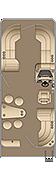 Sunliner CWEB 230 Floorplan