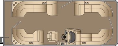 Sunliner CW 230 Floorplan