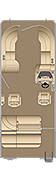 Sunliner SLDH 230 Floorplan