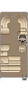Sunliner SL 210 Floorplan