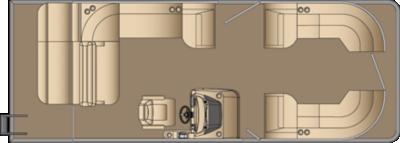 Sunliner SL 250 Floorplan