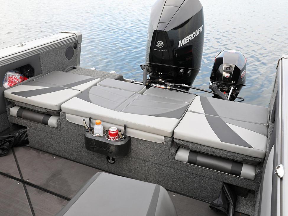 Tyee Optional Aft Deck Sun Pad