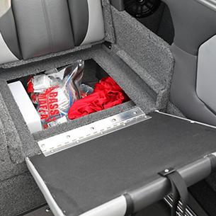 Tyee Port Under Jump Seat Storage