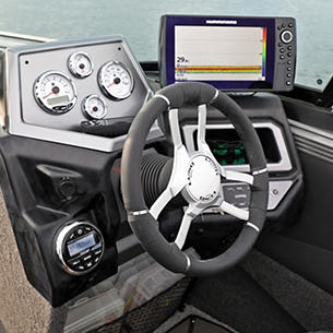 Tyee Starboard Console