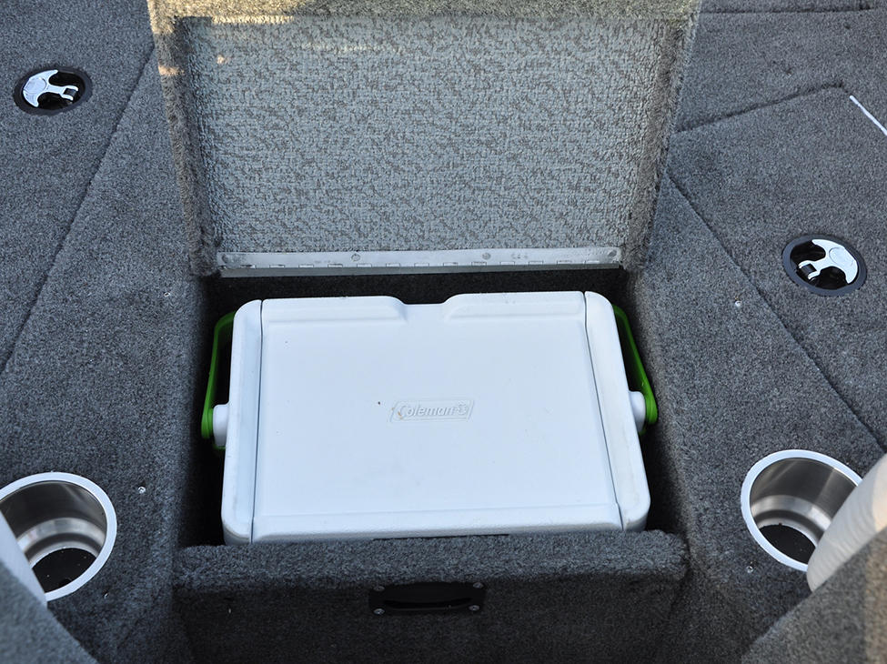 Tyee Bow Conversion with Optional Cooler