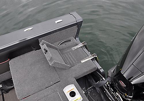 Tyee Limited Boarding Ladder Deployed