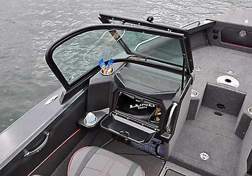 Tyee Limited Port Console Glove Box Storage Compartment