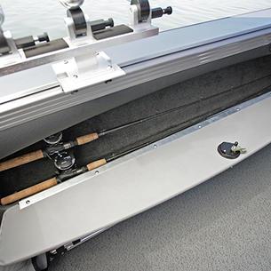 Tyee Magnum Port Rod Locker Storage Compartment