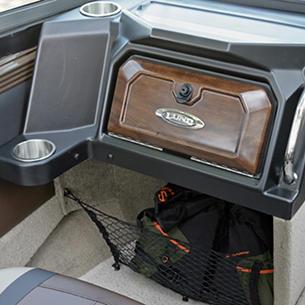 Tyee Port Console - Beige Interior