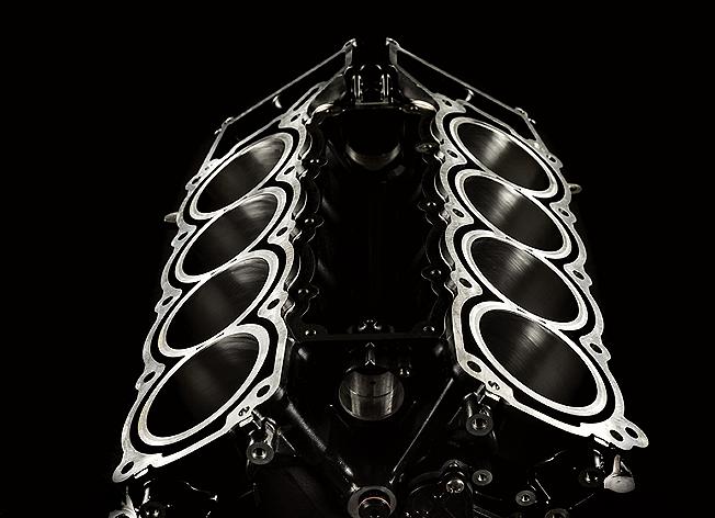 Mercury Racing 450r V8 Top