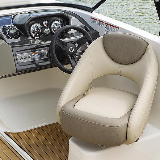 VR5 Helm Seat